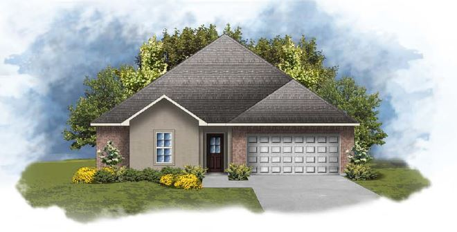 Hillsborough IV B - Open Floor Plan - DSLD Homes