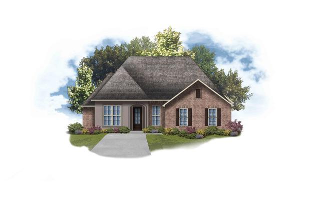 Delacroix II B - Open Floor Plan - DSLD Homes