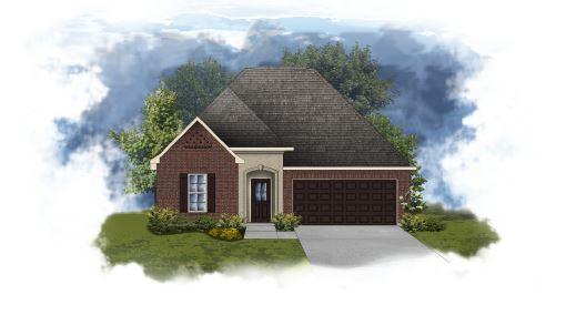 Trillium III A - Open Floor Plan - DSLD Homes