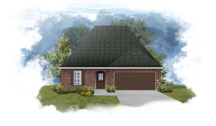 Norris III B - Open Floor Plan - DSLD Homes