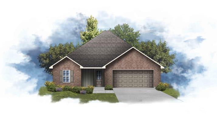 Ayden III G - Open Floorplan - DSLD Homes