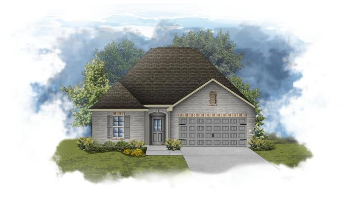 Concordia III A - PB - Open Floor Plan - DSLD Homes