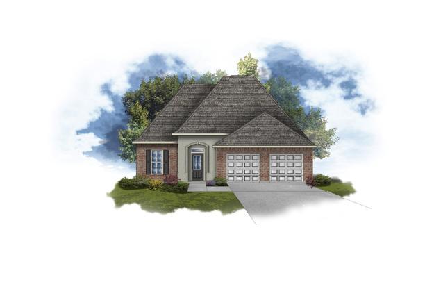 Nimes IV A - Open Floor Plan - DSLD Homes