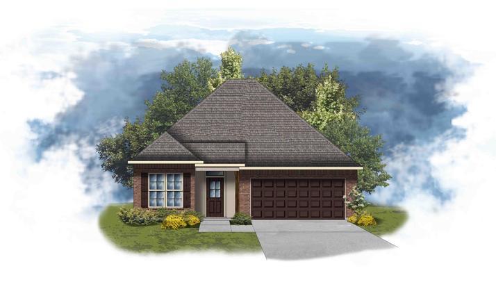 Birch II B - Open Floor Plan - DSLD Homes