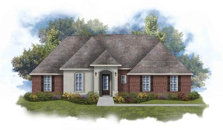 Barlow III A - Open Floor Plan - DSLD Homes
