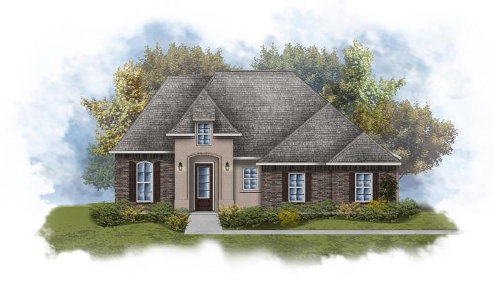 Lockey III A - Open Floor Plan - DSLD Homes