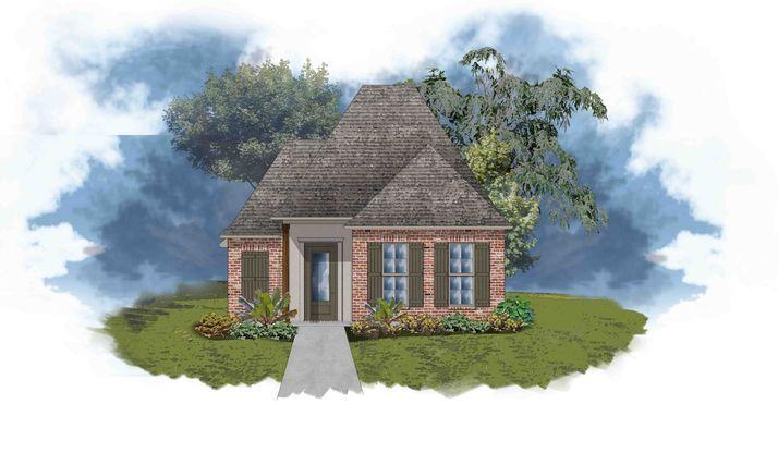 Toledo III B - Open Floor Plan - DSLD Homes
