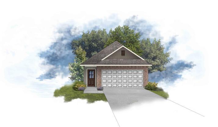 Hamilton II G - Open Floor Plan - DSLD Homes