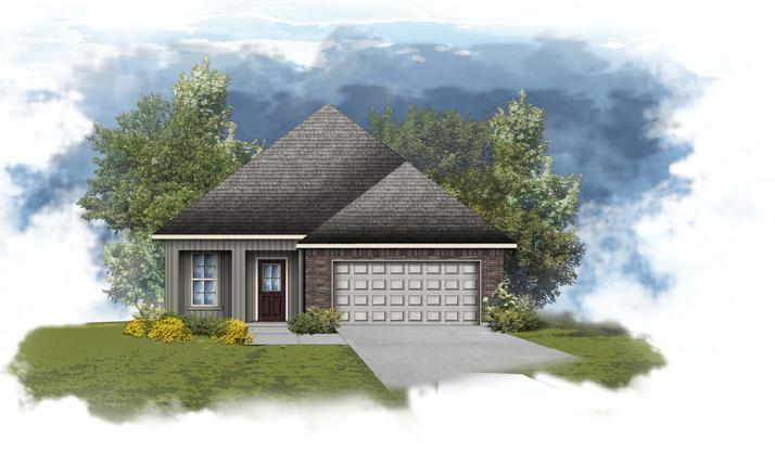 Fletcher IV G - Open Floor Plan - DSLD Homes