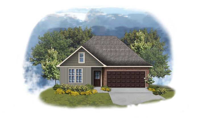 Yancy II G- Open and Split Floor Plan - DSLD Homes