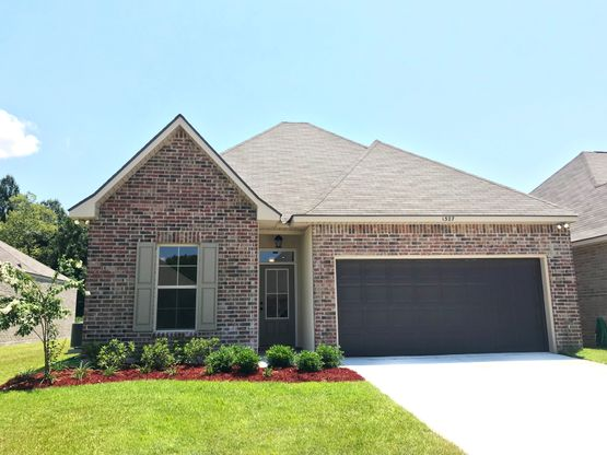 Move in ready Home - DSLD Homes - Hickory Creek in Baton Rouge:DSLD Homes - Hickory Creek in Baton Rouge