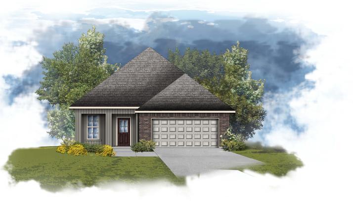 Fletcher IV A - Open Floor Plan - DSLD Homes