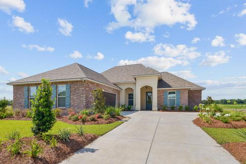 The Reserve At Conway By Dsld Homes Louisiana In Baton Rouge