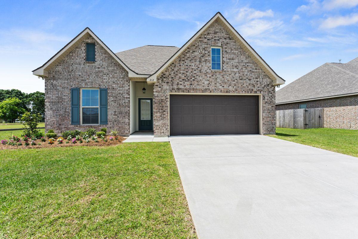'Sugar Ridge' by DSLD Homes - Louisiana in Lafayette