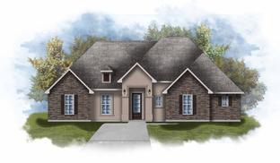 Canova III A - The Estates at Silver Hill: Ponchatoula, Louisiana - DSLD Homes - Louisiana