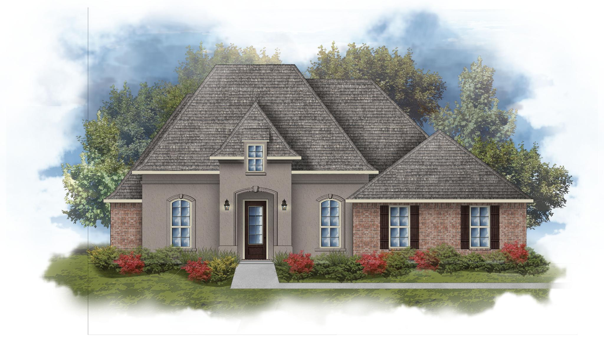 Exterior featured in the Rossi III B By DSLD Homes - Louisiana in New Orleans, LA