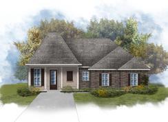 Laurana III B - Nickens Lake: Denham Springs, Louisiana - DSLD Homes - Louisiana