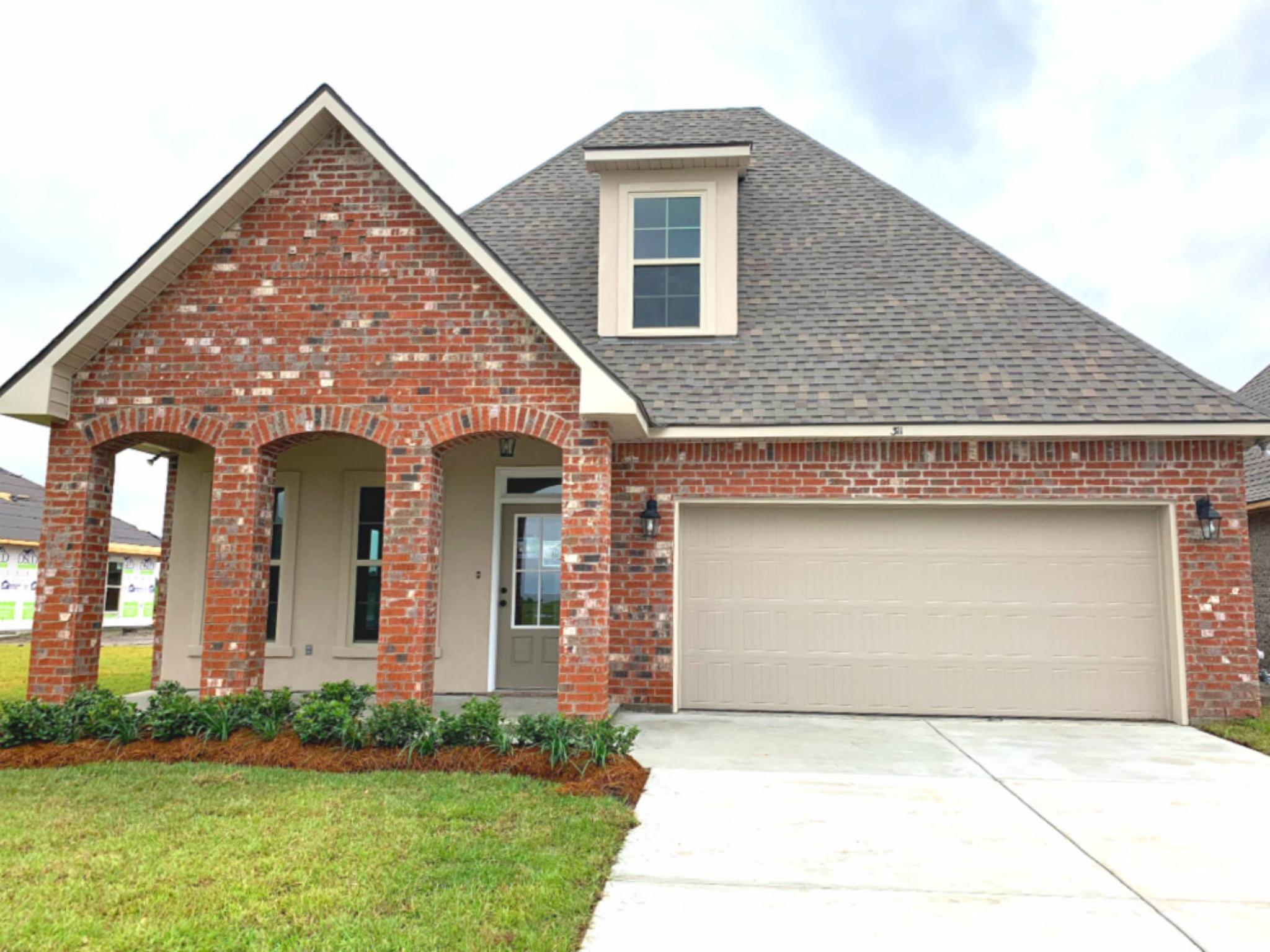 Canna III C at The Settlement at Live Oak by DSLD Homes ... on