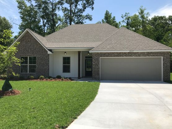 Front View - Lakeside Terrace Community - DSLD Homes - Prairieville