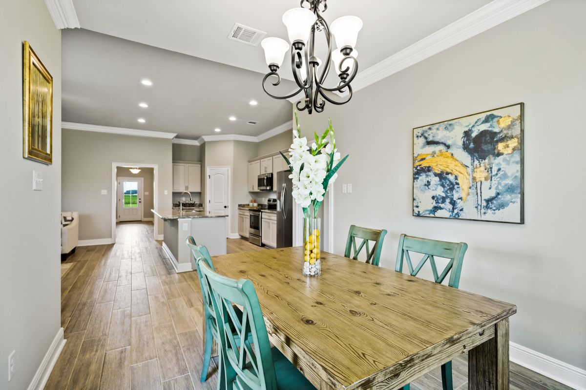 'Century Village' by DSLD Homes - Louisiana in Monroe