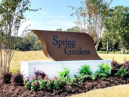 Spring Gardens by DSLD Homes - Louisiana in Baton Rouge Louisiana