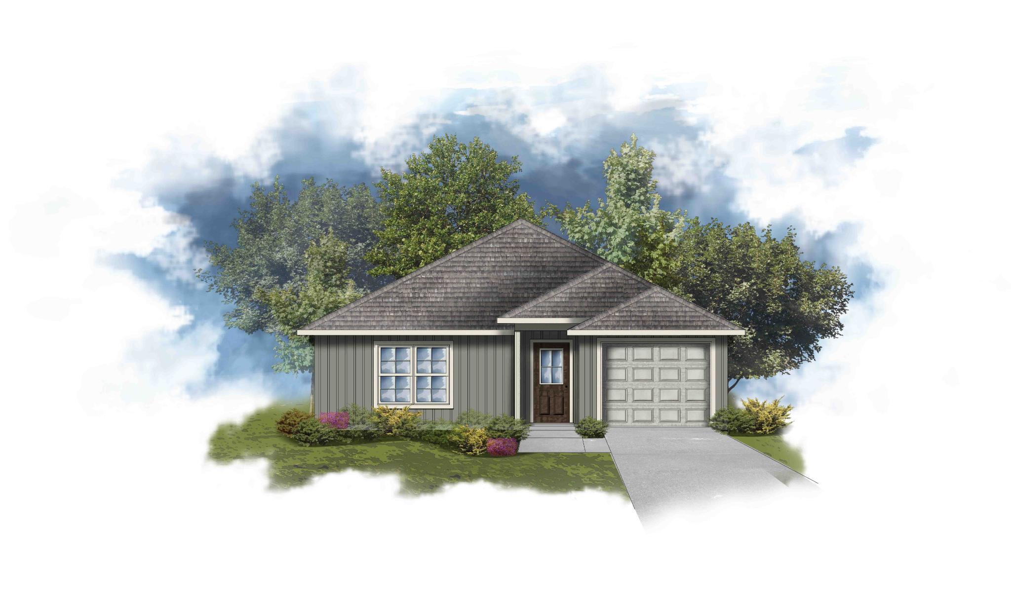 'The Cove' by DSLD Homes - Louisiana in Lafayette