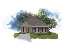 Rousseau II B - Fairview Gardens: Zachary, Louisiana - DSLD Homes - Louisiana