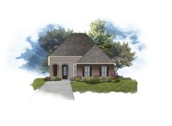 Rousseau II A - The Reserve at Conway: Gonzales, Louisiana - DSLD Homes - Louisiana