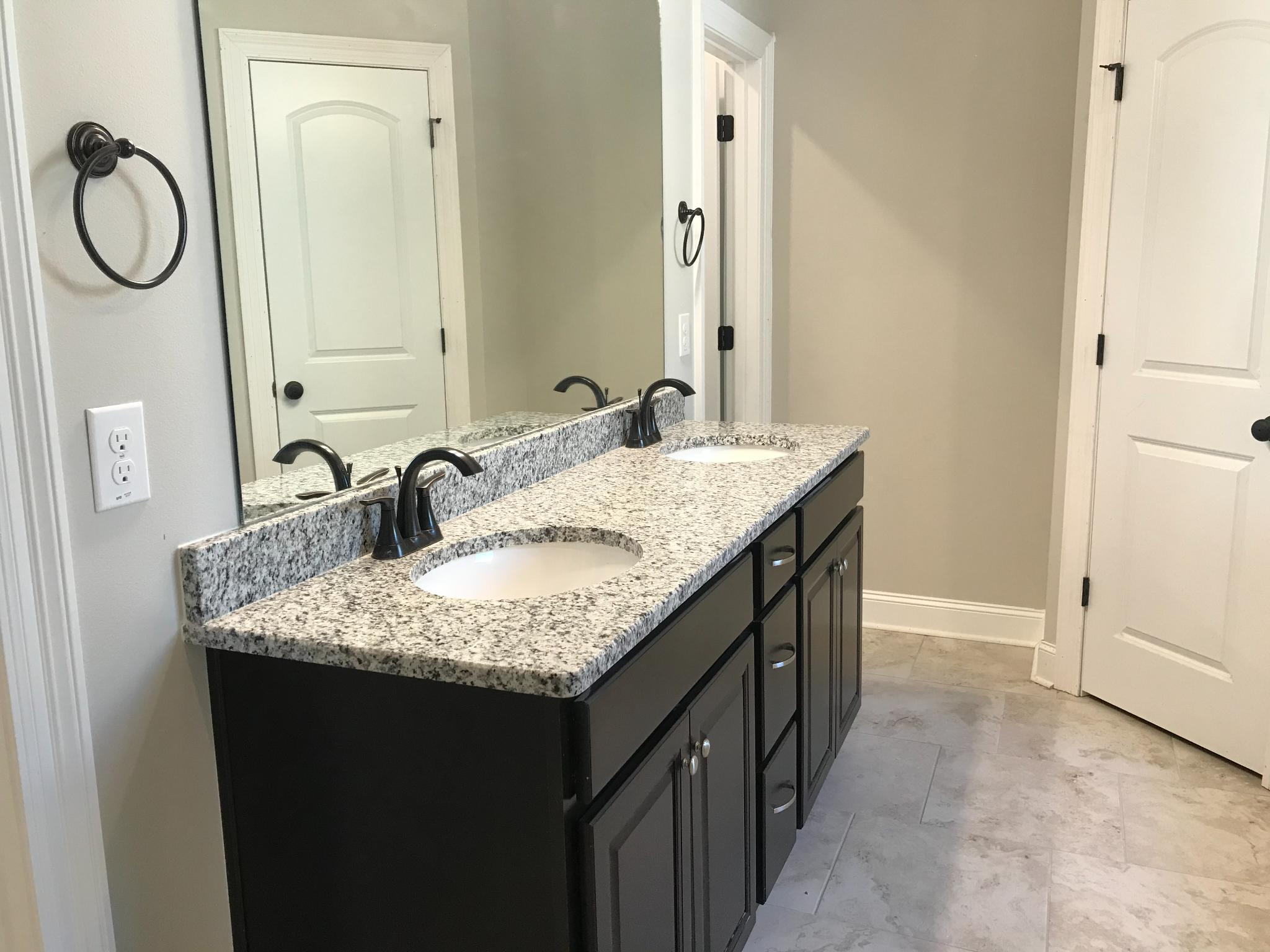 Bathroom featured in the Rose IV B By DSLD Homes - Louisiana in Monroe, LA