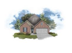 Sanford IV G - Optional Fireplace - Myrtle Grove: Plaquemine, Louisiana - DSLD Homes - Louisiana