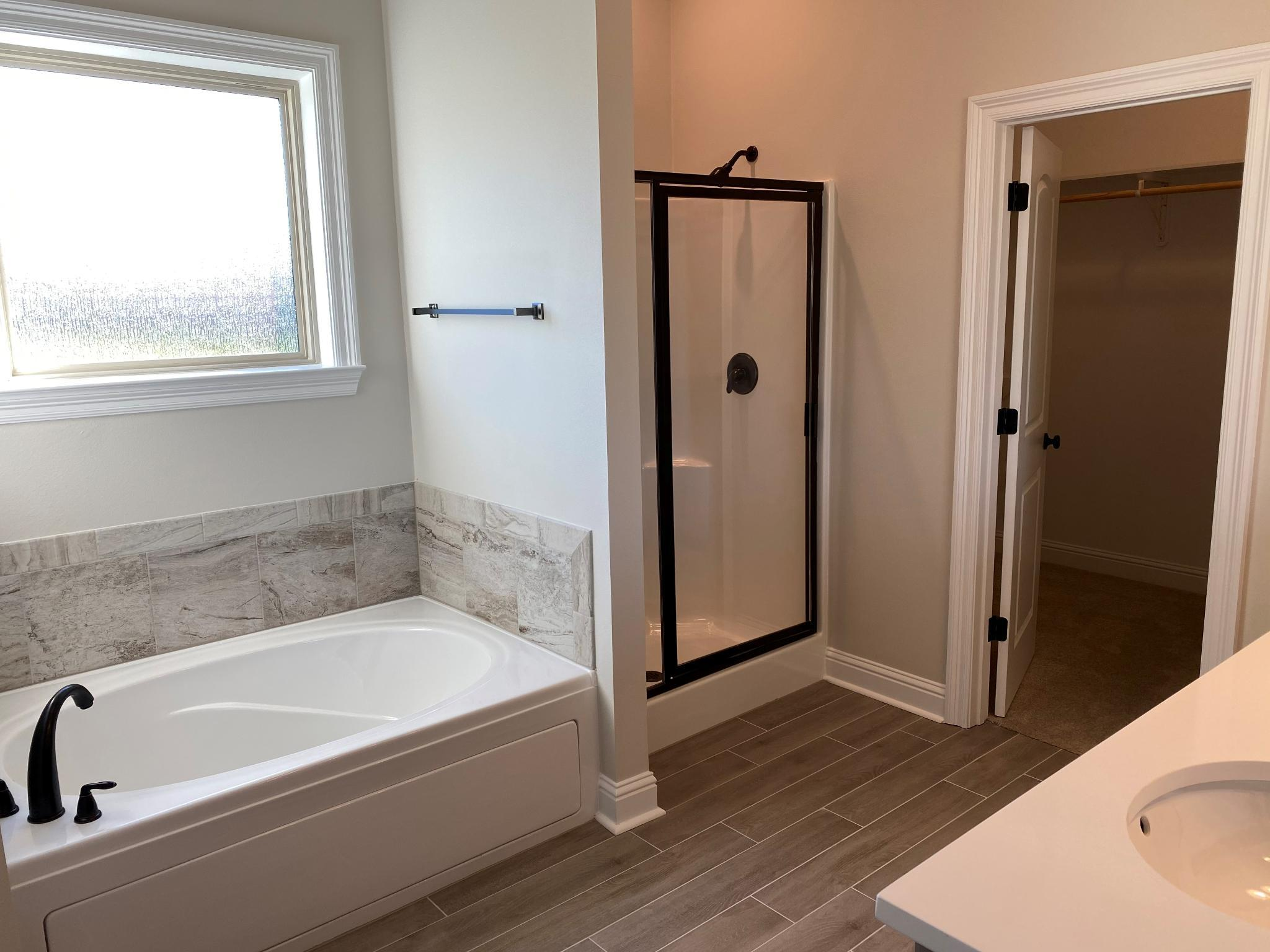 Bathroom featured in the 14461 STERLING OAKS DR. By DSLD Homes - Louisiana in Baton Rouge, LA