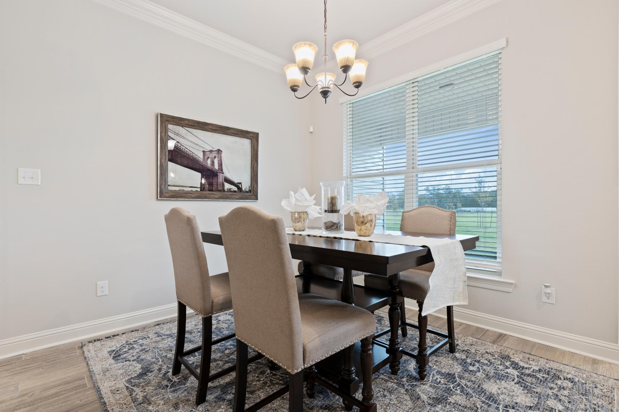 'Jamestown Crossing' by DSLD Homes - Louisiana in Baton Rouge