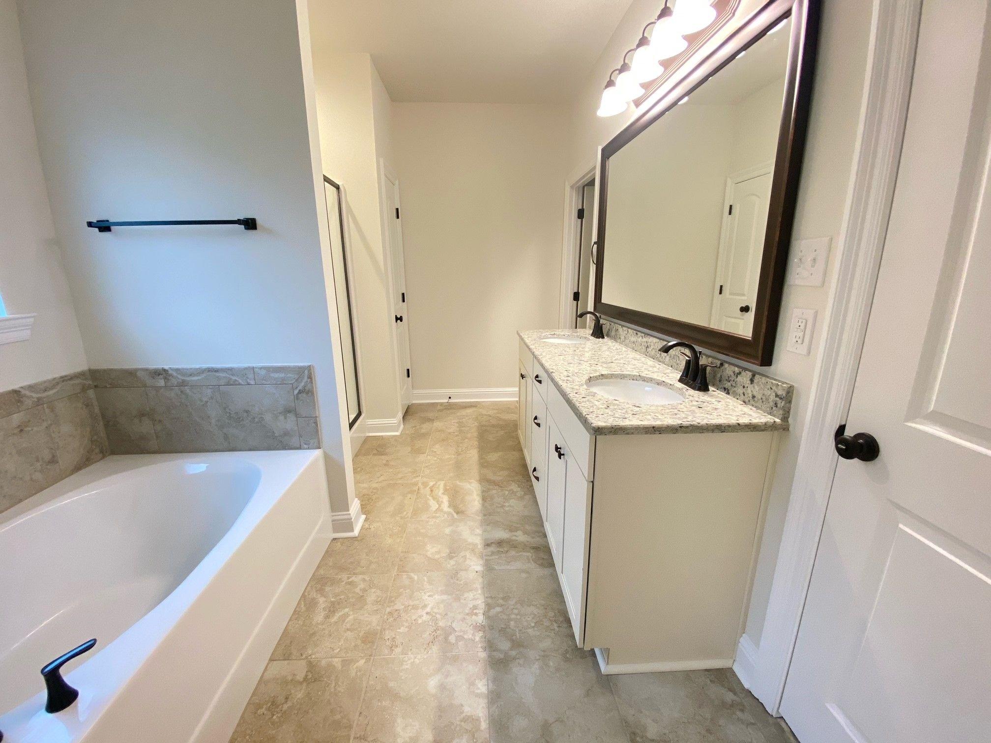 Bathroom featured in the Rousseau II B By DSLD Homes - Louisiana in Baton Rouge, LA