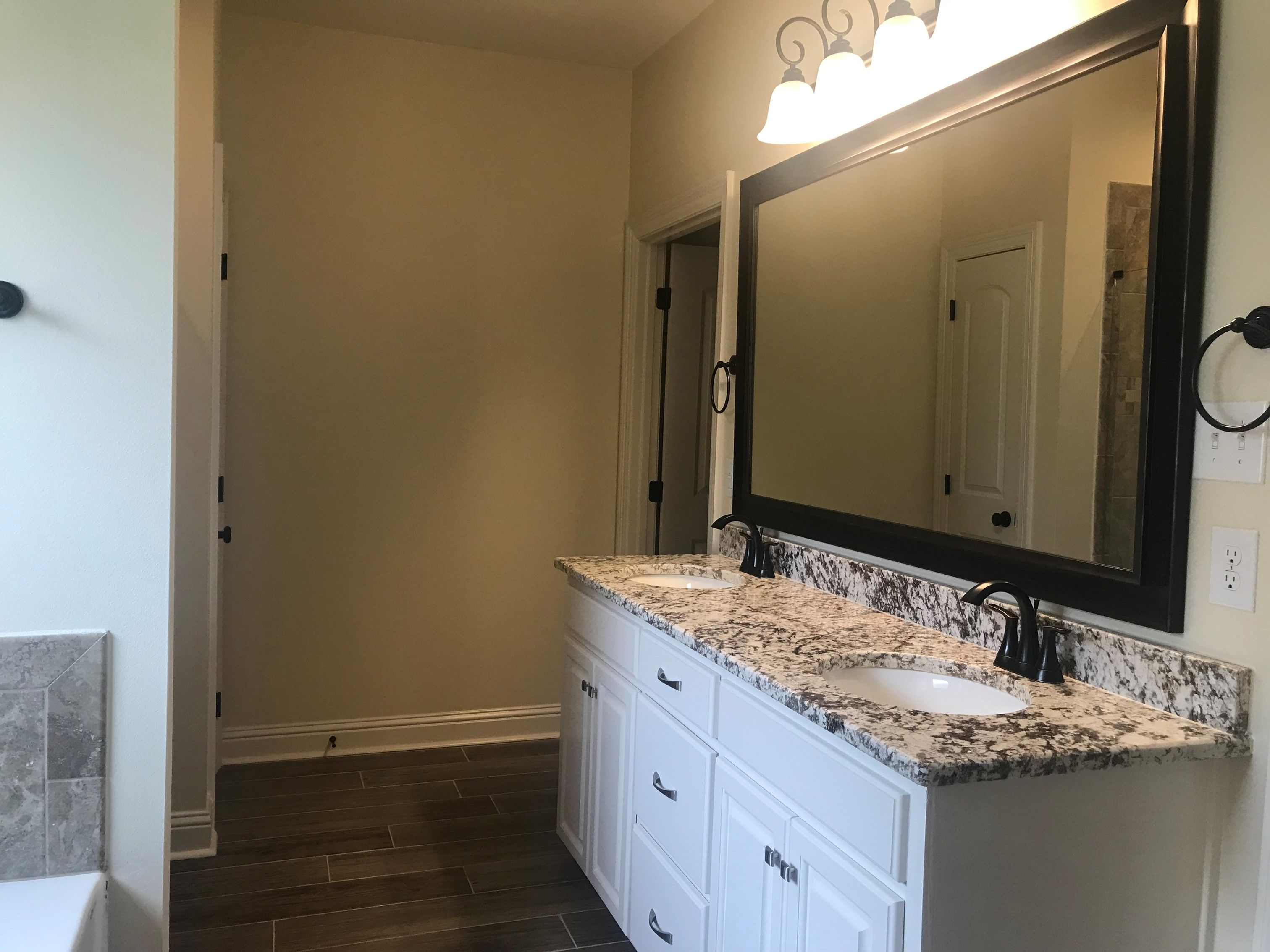 Bathroom featured in the Rousseau II A By DSLD Homes - Louisiana in Baton Rouge, LA