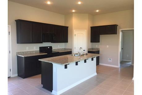 Kitchen-in-Oxford IV A-at-Summerview-in-Duson