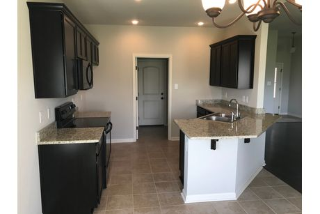 Kitchen-in-100 BARNSLEY DR.-at-Summerview-in-Duson