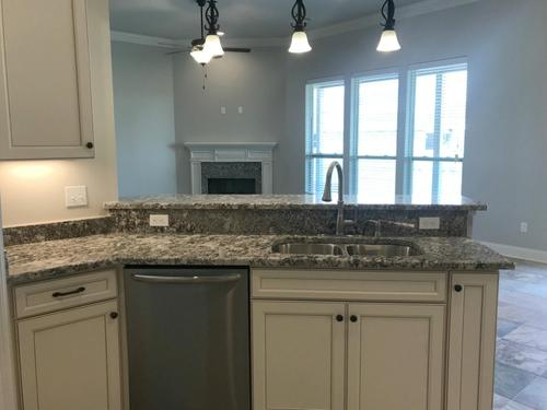 Kitchen-in-Cezanne III A-at-The Settlement at Live Oak-in-Thibodaux