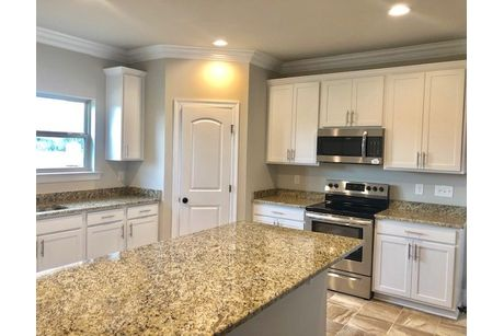 Kitchen-in-Hickory II B-at-The Estates at Moss Bluff-in-Lafayette