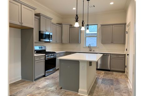 Kitchen-in-Delacroix II A-at-The Settlement at Live Oak-in-Thibodaux