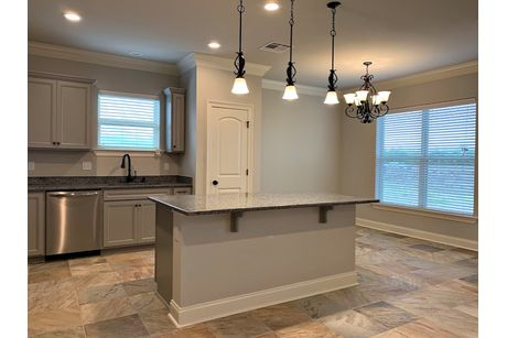 Kitchen-in-Redwood IV A-at-The Settlement at Live Oak-in-Thibodaux