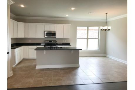 Kitchen-in-Begonia IV A-at-The Estates at Moss Bluff-in-Lafayette