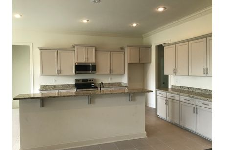 Kitchen-in-Claudet II B-at-The Estates at Moss Bluff-in-Lafayette