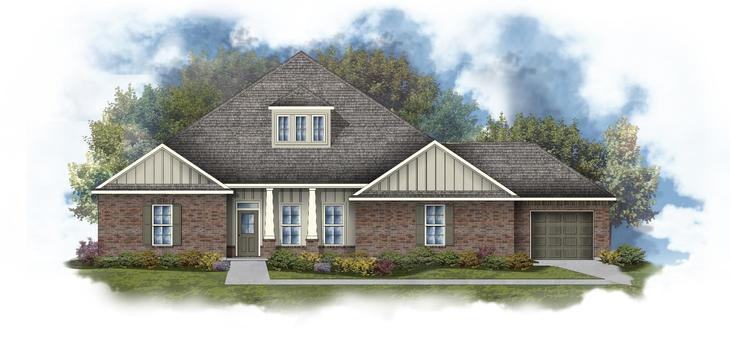 Madison III C - Open Floor Plan - DSLD Homes