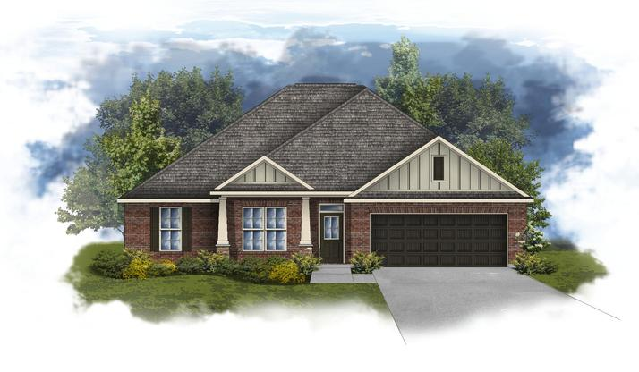 Ionia II B - Huntsville - Open Floor Plan - DSLD Homes