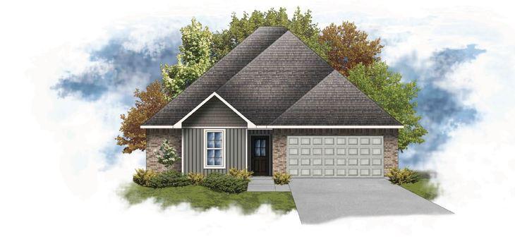 Brookdale III G - Open Floor Plan - DSLD Homes