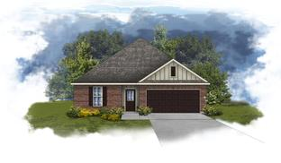 Crescent II A - Kennesaw Creek: Athens, Alabama - DSLD Homes - Alabama
