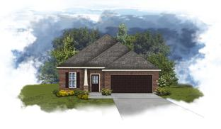Durham II B - Huntsville - Kennesaw Creek: Athens, Alabama - DSLD Homes - Alabama