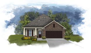 Norwood II B - Huntsville - Kennesaw Creek: Athens, Alabama - DSLD Homes - Alabama