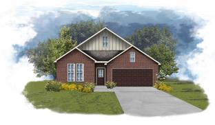Trenton III A - Kennesaw Creek: Athens, Alabama - DSLD Homes - Alabama