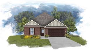 Trenton III B - Kennesaw Creek: Athens, Alabama - DSLD Homes - Alabama